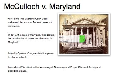 mcculloch v maryland research paper Never though i, of all people would be writing an essay about pro marijuana legalization abraham lincoln essay paper version essays for ap language calarts animation.