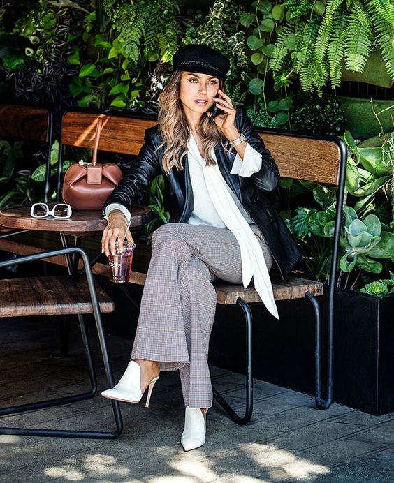 Update your wardrobe for style that knows no bounds. Modern and fresh—@Bloomingdales curates the most versatile pieces from @Theory's FW17 collection. And style star Annabelle Fleur (aka The Viva Luxury Blog) is mastering transitional dressing with goes-with-everything blazers, reinvented LBDs, chic pant suiting, and can't live without staples, like the turtleneck and perennial white blouse. #bloomingdales #theory