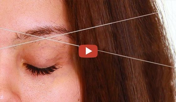 Step By Step Tutorial On How To Thread Eyebrows –   A quick fix to remove unwanted hair is by threading, especially if it's for the eyebrows or upper lip. It is one of the most common and inexpensive methods used by almost every woman. Rely …