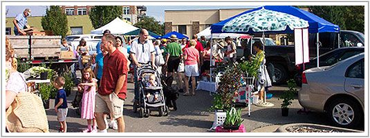 The Downtown Lawrence Farmers Market