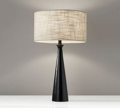 Barclay Table Lamp, Copper