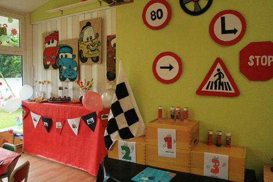 Cumpleaños personalizado en escuela infantil el patio de mi casa Gijón