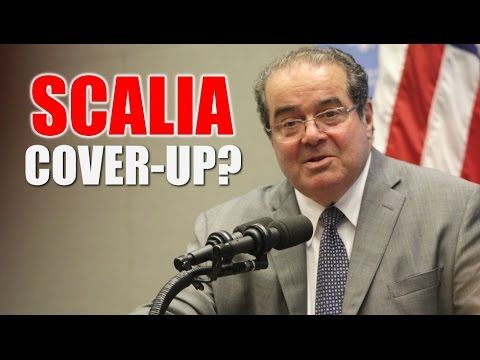 """""""Who dies with a pillow over their head?"""" — Former Army Intel Officer Suspects Foul Play in Death of Scalia 
