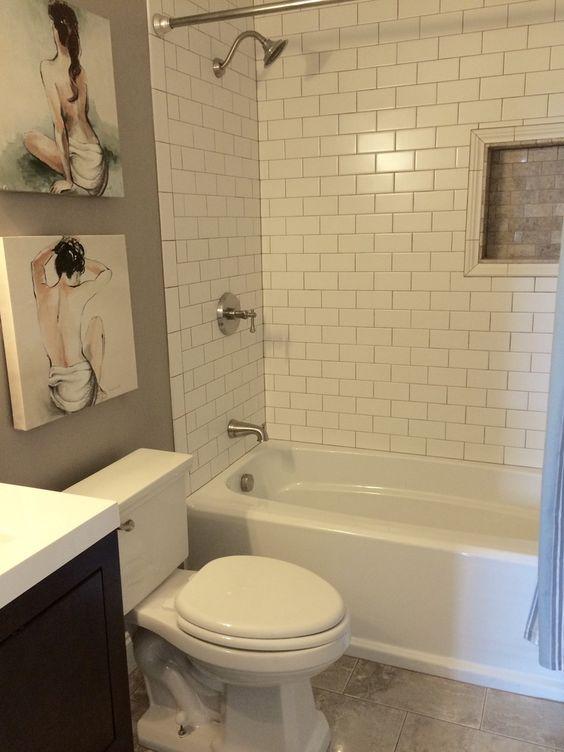342 toura guest bath daltile rittenhouse matte arctic for Matte bathroom tiles