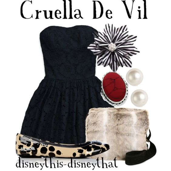 """Cruella"" by disneythis-disneythat on Polyvore"