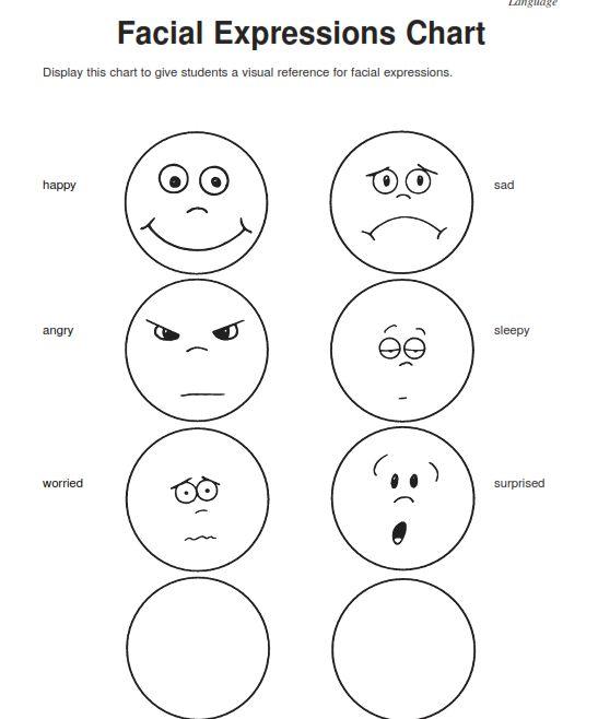 Pin On Preschool Worksheets Printable preschool feelings worksheets