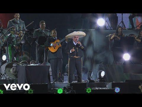 Vicente Fernández - México Lindo y Querido (En Vivo)[Un Azteca en el Azteca] - YouTube