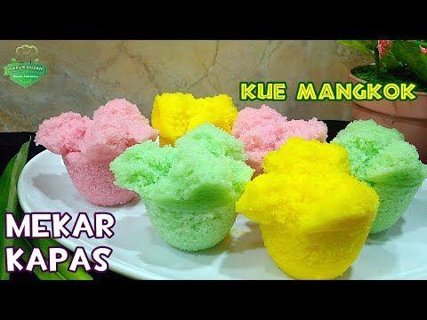 Cara Membuat Kue Mangkok Mekar Merekah Anti Gagal Kue Mangkok Mekrok Resep Kue Basah Youtube Kue Mangkok Kue Resep Kue