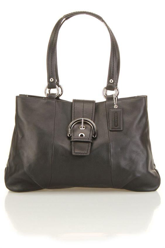 One Coach bag I really like...