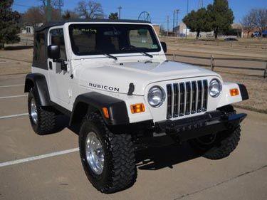2003 Jeep Wrangler 4x4 Rubicon Used Jeep Wrangler San Antonio