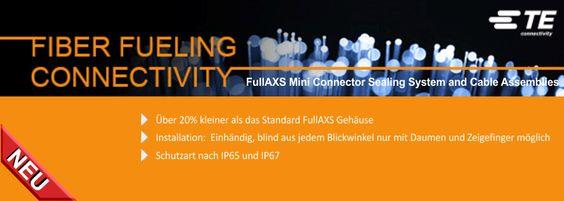 SHC GmbH - FullAXS Mini Steckverbinderabdichtungssystem und Kabelkonfektion