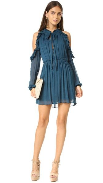 Free People You And I Cold Shoulder Dress