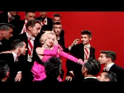 50 Años sin Marilyn - Diamonds Are A Girls Best Friend (1953)