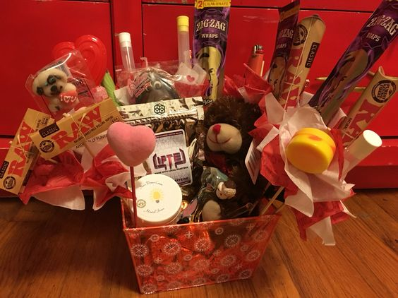 Cannabis valentines gift ideas for him