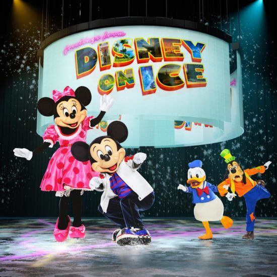 Disney On Ice Presents Road Trip Adventures Coming This Fall With