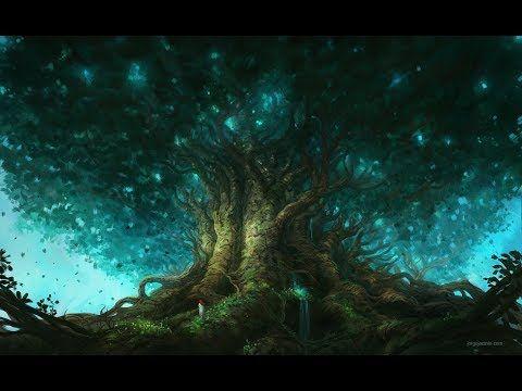 ProCreate Digital Painting - Fantasy Art - The Tree Of Life Time-lapse -  YouTube | Tree of life art, Digital painting, Fantasy tree
