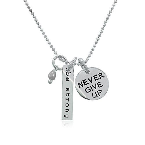 Inspirational Never Give up Charm Trio Necklace Lift Your Sole http://www.amazon.com/dp/B00Z4BZL9U/ref=cm_sw_r_pi_dp_esAawb0NDKSPF