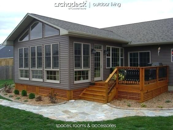 Where To Put A Bedroom Addition To A Ranch Best Room Additions Ideas On Home Additions House Additions And Family Home Additions Porch Design Four Seasons Room