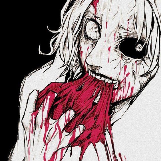 346 Best Horror Gore Guts Images On Pinterest: Tokyo Ghoul, Gore And Tokyo On Pinterest