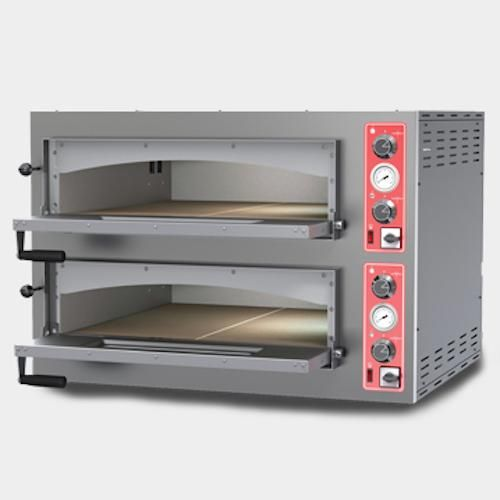 Commercial Kitchen Countertop Double Deck Electric Heavy Duty