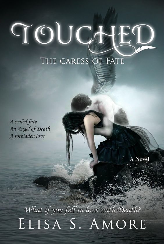 Dark. Romantic. Dangerous.  Can Love Rebel Against Fate? #TheCaressofFate, a novel by Elisa S. Amore. Free on #KindleUnlimited or $0.99 For a Limited Time. www.touchedsaga.com: