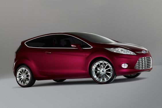 Ford Verve Concept (2007)