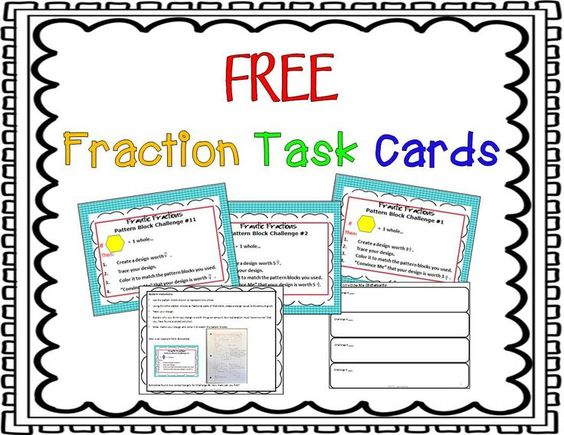 these are free hands on math task cards that use the relationships between pattern blocks to. Black Bedroom Furniture Sets. Home Design Ideas