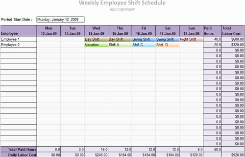 Daycare Staff Schedule Template Luxury Useful Ms Excel And Word Templates For Business Own Schedule Template Employee Schedule Template Staff Schedule Template