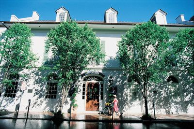 The Provincial : New Orleans (haunted)