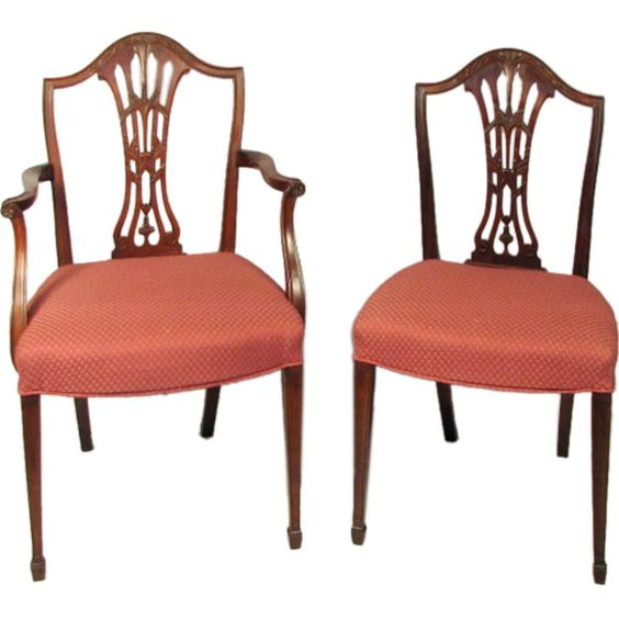 Set Of Dining Chairs And Chairs On Pinterest