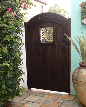 James Wood Gates-Recent Wood Gate Projects: