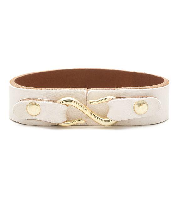 Gorjana Sadie Mini Leather Cuff