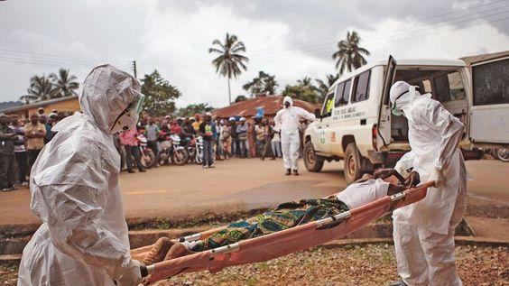 28.12.14 / Ebola, une épidémie qui a surpris la planète / Le virus Ebola, qui n'avait entraîné depuis 1976 que des épidémies limitées et très localisées, s'est répandu en Afrique de l'Ouest à un point que personne n'avait anticipé / Près de 20.000 cas et plus de 7.600 morts: l'année 2014 a été marquée par l'épidémie d'Ebola, ralentie mais toujours pas sous contrôle. Connue depuis 1976, cette maladie terrifiante, qui tue deux malades sur trois, n'avait jusqu'à 2013 entraîné que des épidémies…