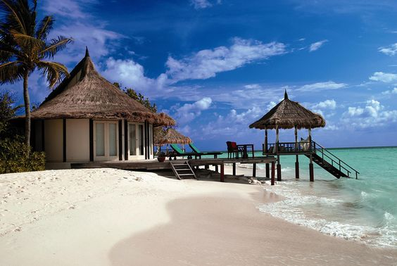 Lovely picturesque beach!