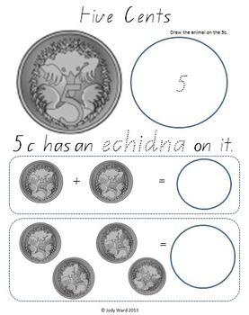 math worksheet : 1000 ideas about australian money on pinterest  money activities  : Kindergarten Worksheets Australia