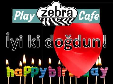 Happy Birthday Music Turkish Dogum Gunu Muzigi Iyi Ki Dogdun Mutlu Yillar Youtube Happy Birthday Music Music Birthday Happy Birthday