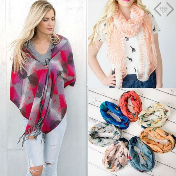 Cents of Style: Fashion Friday—Transitional Scarves as low as $3.99 shipped This week's Fashion Friday special from Cents of Style is transitional scarves for 50% off when you use coupon code TRANSITIONSCARF at checkout.