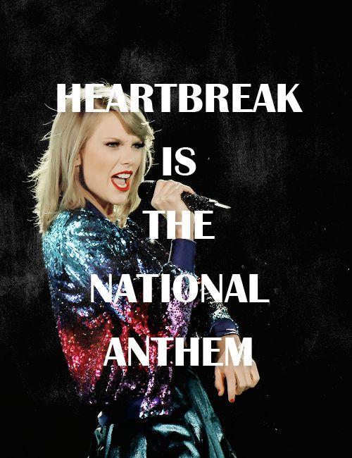 New Romantics- Taylor Swift