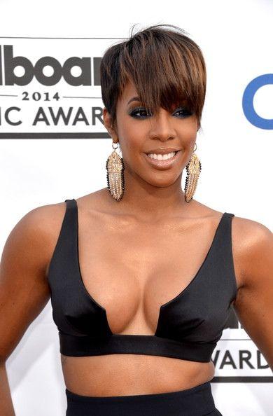Kelly at the 2014 Billboard Awards