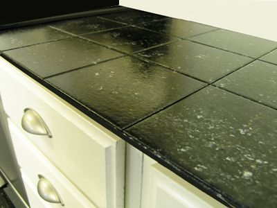 COUNTERTOP PAINT! - Giani Granite painted over a tile countertop. www ...