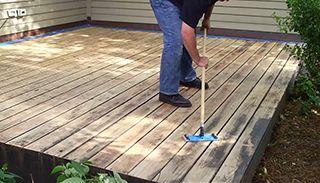 How To Prep Your Deck Before Applying Rustoleum Restore