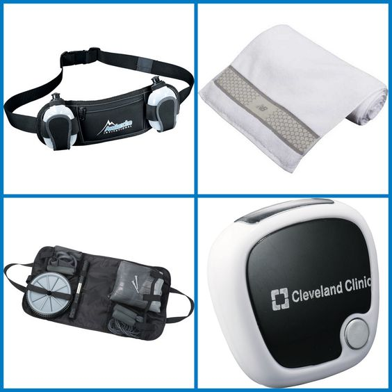Promotional Products - Customized Fitness Accessories from HotRef.com