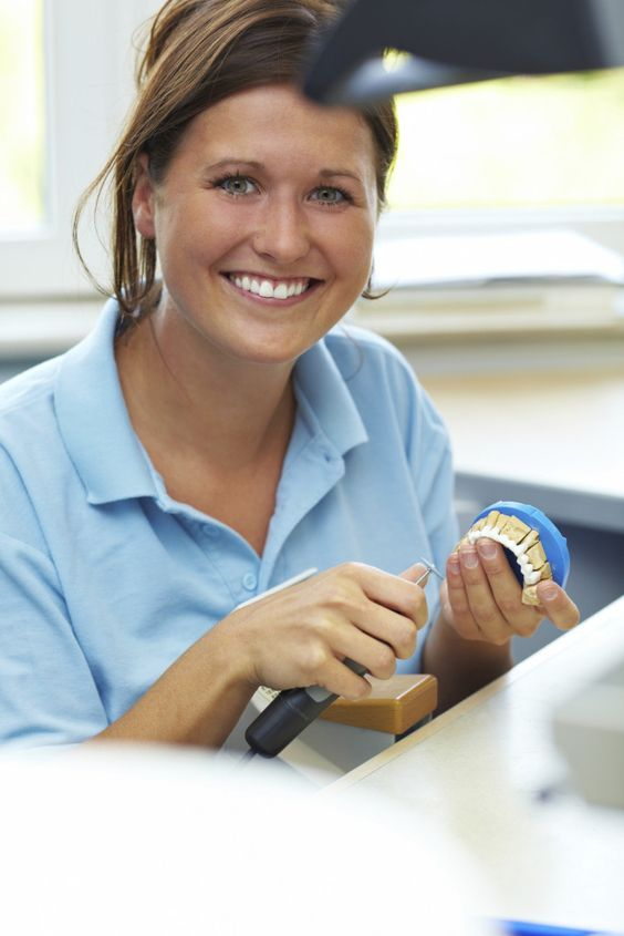 Fixed prosthodontics is the application of prosthetic oral devices such as crowns, bridges, inlays and veneers.