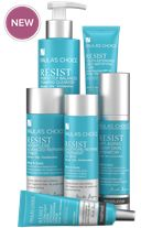 #leapingbunnyskincare To Try in 2015: Paula's Choice Resist Line for Wrinkles + Breakouts. There are some great NEW Resist products to try. Resist products are for those who have normal, combo, or oily skin and want breakout control PLUS great anti aging skincare. It can be hard for people like me who are adults with combo skin with minimal acne breakouts to find something that will take care of my skin and not be too harsh!