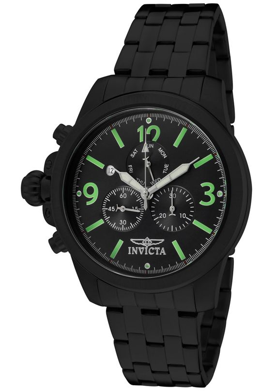 Price:$133.99 #watches Invicta 10059, The Invicta makes a bold statement with its intricate detail and design, personifying a gallant structure. It's the fine art of making timepieces.
