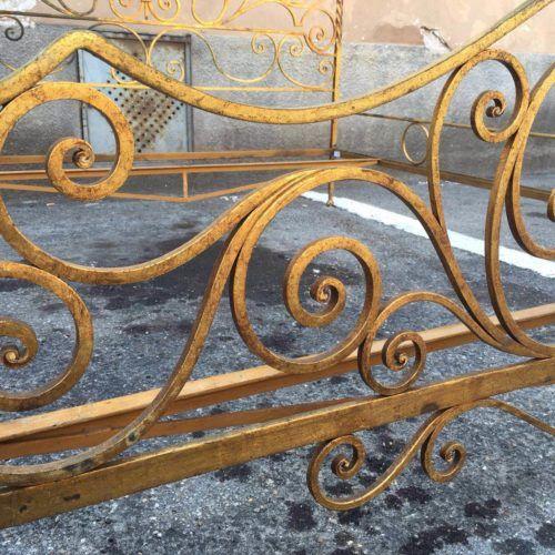 Letto Matrimoniale In Ferro Battuto Antico.Antico Letto Matrimoniale In Ferro Battuto Outdoor Furniture