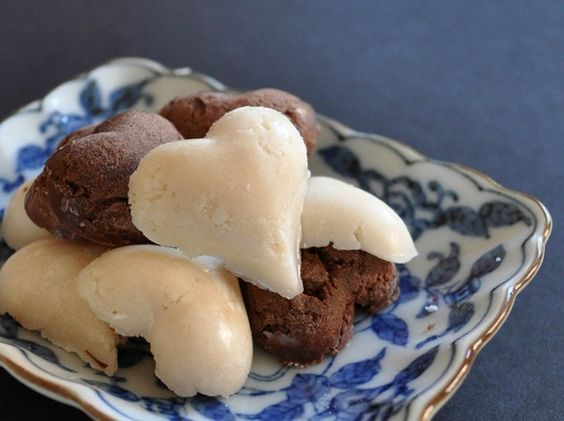 melties @ http://chocolatecoveredkatie.com/2010/11/01/one-ingredient-artisana-coconut-butter-melties/