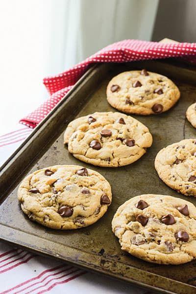 panggang biskuit kue