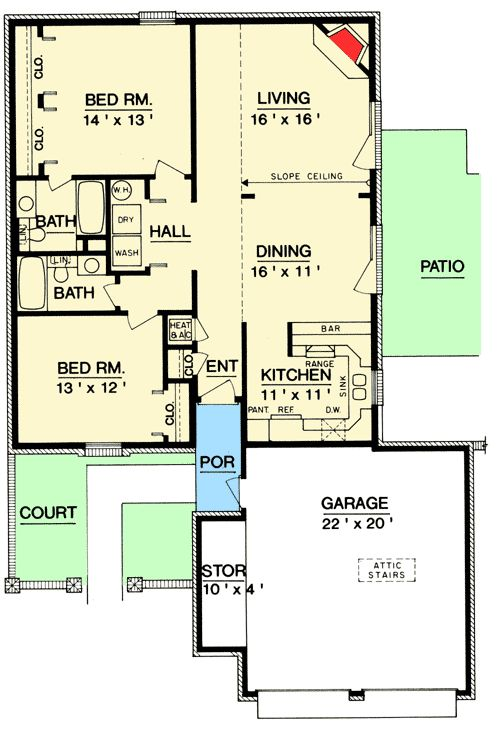 Zero House Plans And 39 Salem 39 S Lot On Pinterest