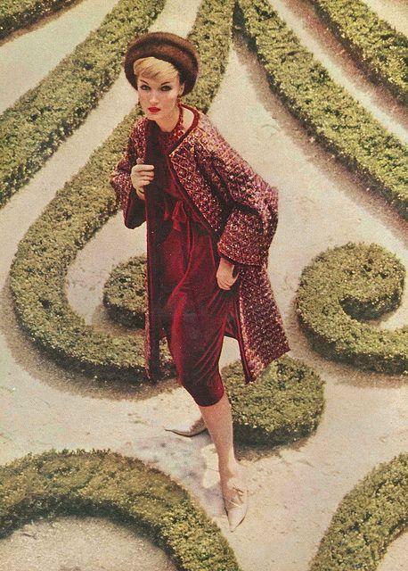 Vogue, 1957: